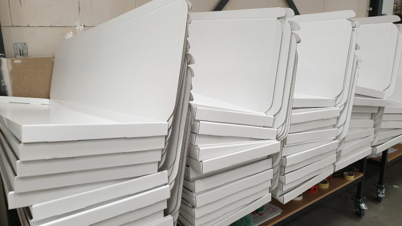 dozen verpakking golfkarton - Dekalu