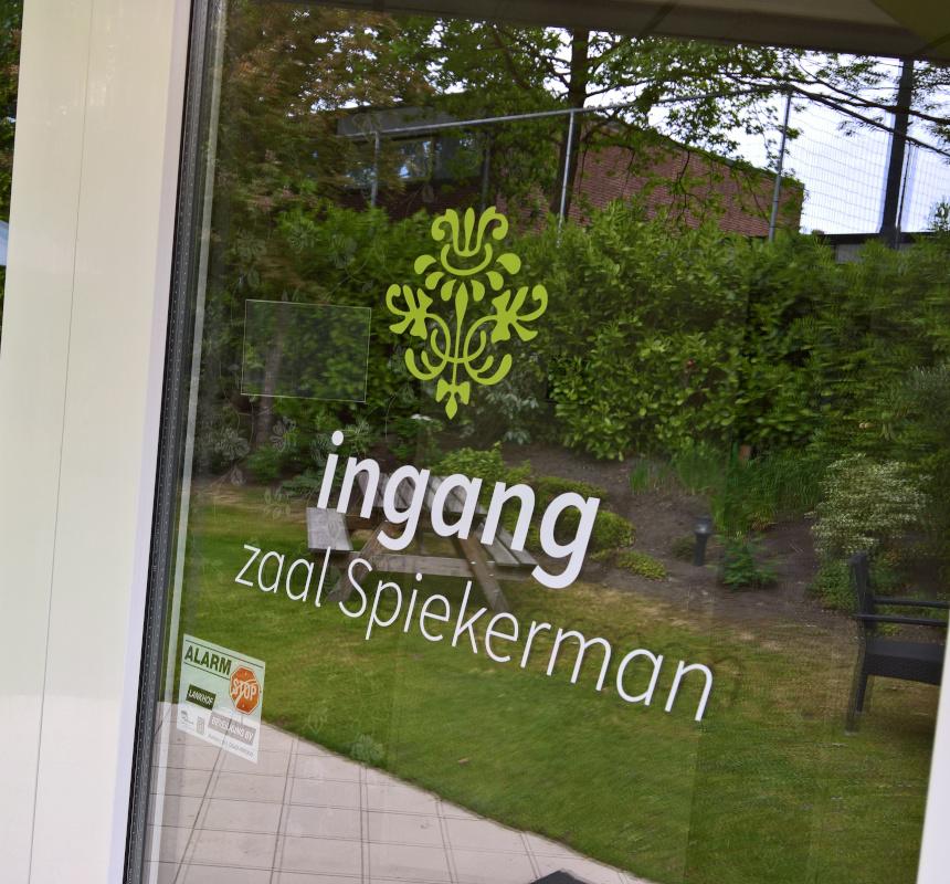 fleetmarking bewegwijzering Restyling Spiekerman - Dekalu